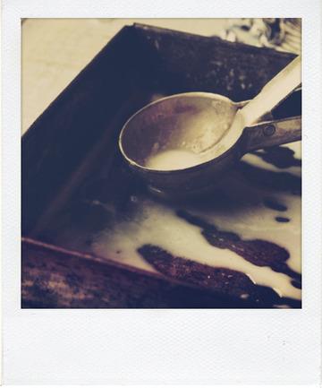 Gelato buttermilk