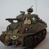 M4A1 Sherman.