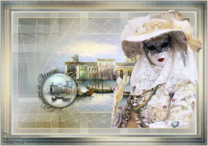 Variante Pensive à Venise