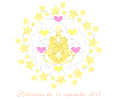 Méditation du 16 septembre 2018