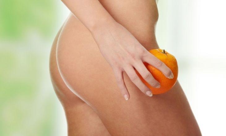 массаж сухой щеткой от целлюлита до и после
