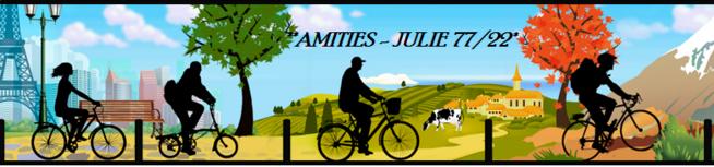 """""""   LES JOIES de la BICYCLETTE.  """""""