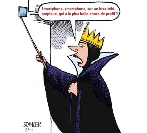 Les accros du smartphone !