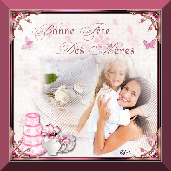Bonne fête à toutes les mamans du monde