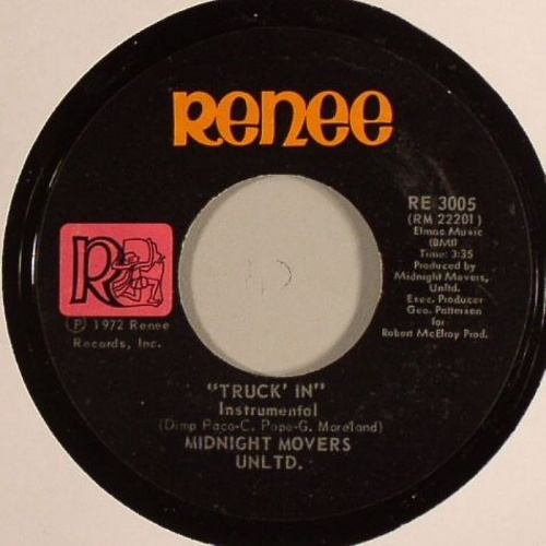 1972 : Single SP Renee Records RE 3005 [ US ]