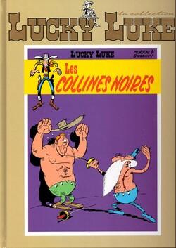 Lucky Luke : Les Collines noires - Morris & Goscinny
