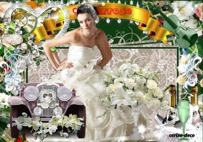 gifs : les mariés pour manik