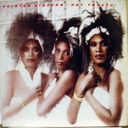 Pointer Sisters - Hot Together - Complete LP
