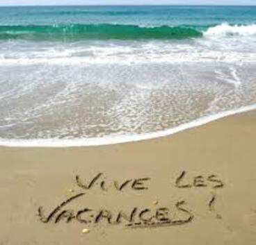 VACANCES .....