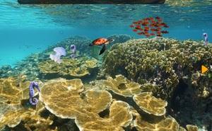 Jouer à Underwater treasure escape