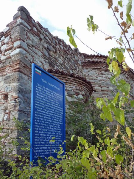 Jour 4 - Melnik - Rando 10 église Saint-Nicolas