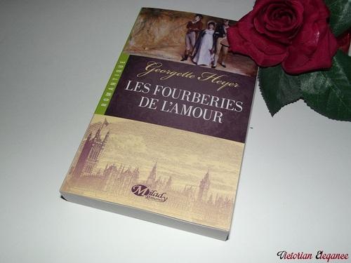 """""""Les Fourberies de l'Amour"""" - Georgette Heyer"""