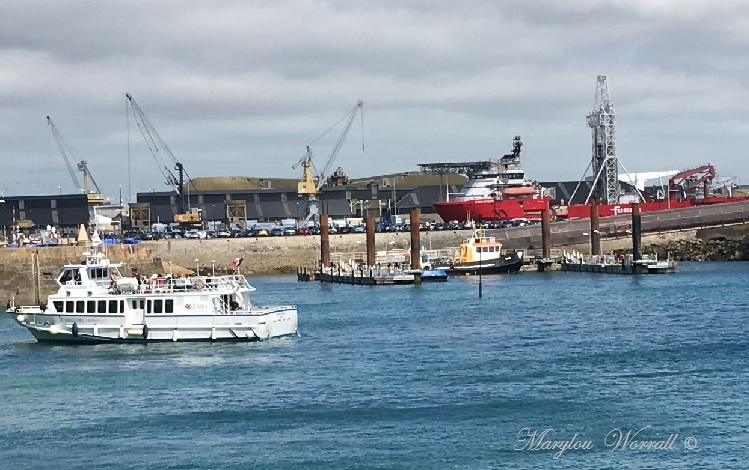 Bretagne : Saint-Malo, Le Port