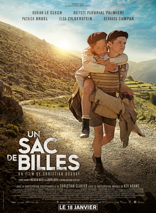 A Bag of Marbles / Un sac de billes (2017)