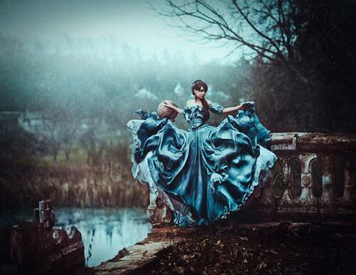 Sveltlana Belyaeva-série photos-
