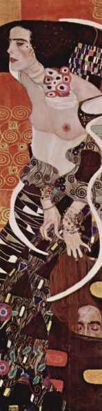 Gustav Klimt (Salomé)