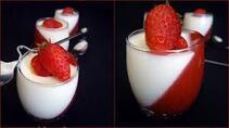 """Résultat de recherche d'images pour """"panacotta fraises"""""""