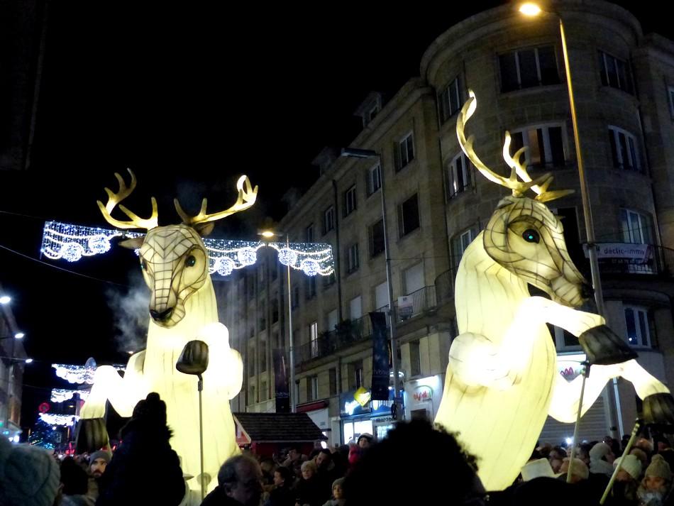 La Parade des Cerfs Amoureux