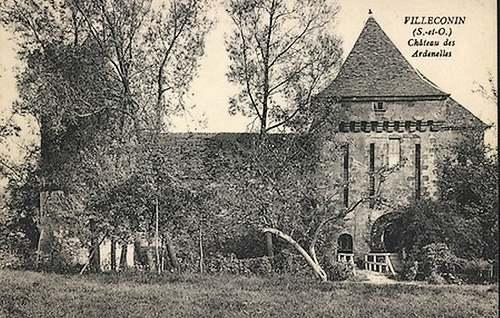 Château de Villeconin (Essonnes)