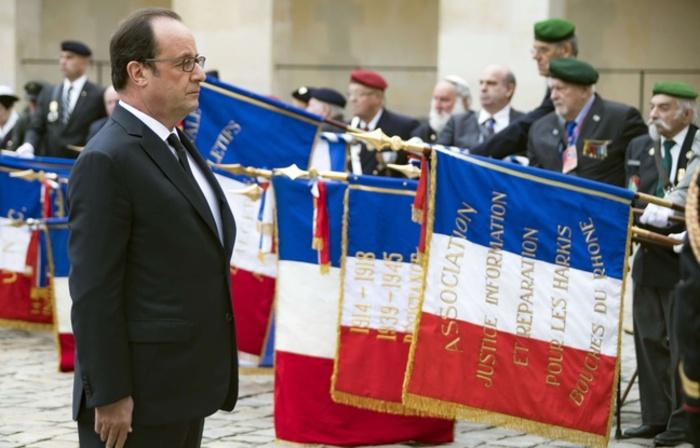 Guerre d'Algérie : Un élu PS demande à François Hollande de reconnaître les «crimes» de la France
