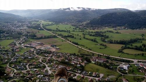WE biplace Vosges