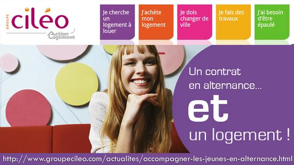 Accompagner les jeunes en alternance - Groupe Ciléo