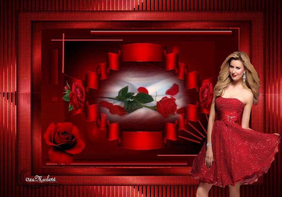 ♥ A toi la rose ♥