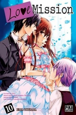 Couverture de Love Mission, Tome 10