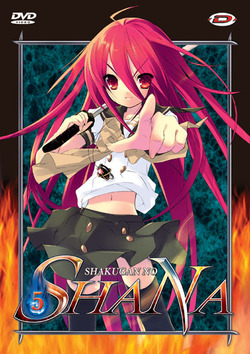 Animé Shakugan no Shana