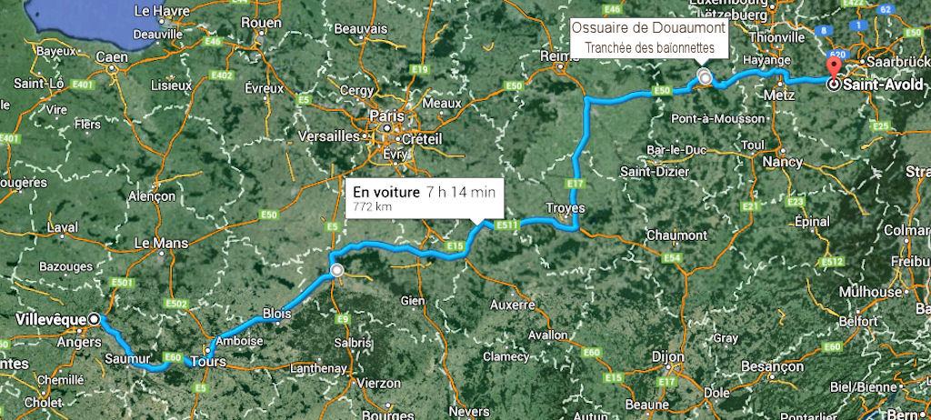 Croisière romantique su le Rhin ... en diaporamas (1)