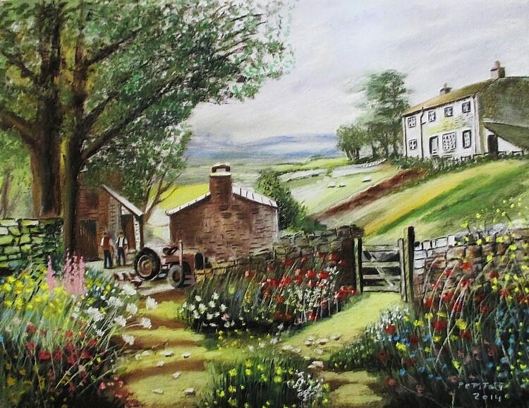 La ferme anglaise