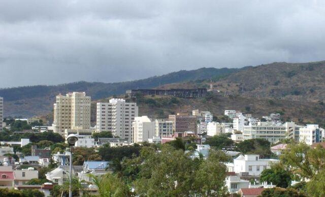 Blog de lisezmoi : Hello! Bienvenue sur mon blog!, L'ile Maurice : Port-Louis