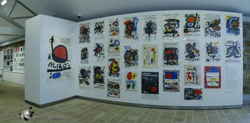 Exposition Miro, à Landerneau