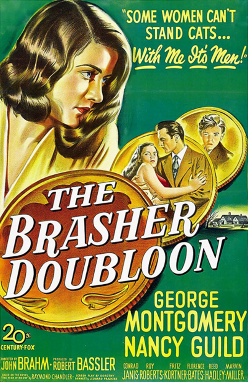 La pièce maudite, The Brasher doubloon, John Brahm, 1947