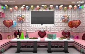 Jouer à Girlfriend's birthday party room escape