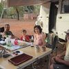 mali bamako campement kangaba 6 c\'est la chandeleur merci rose