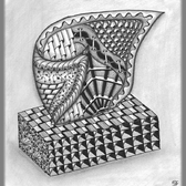 Zendoodle : Tissue Box