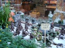 marché aux fleurs フラワーマーケット