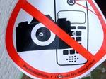 Handy-Fotografier-Verbot