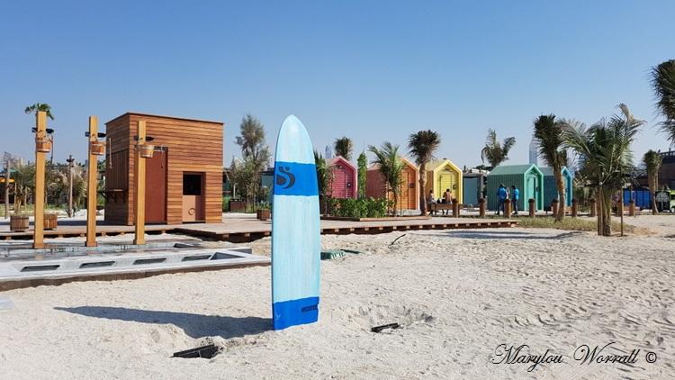 Dubaï : Jumeirah Beach