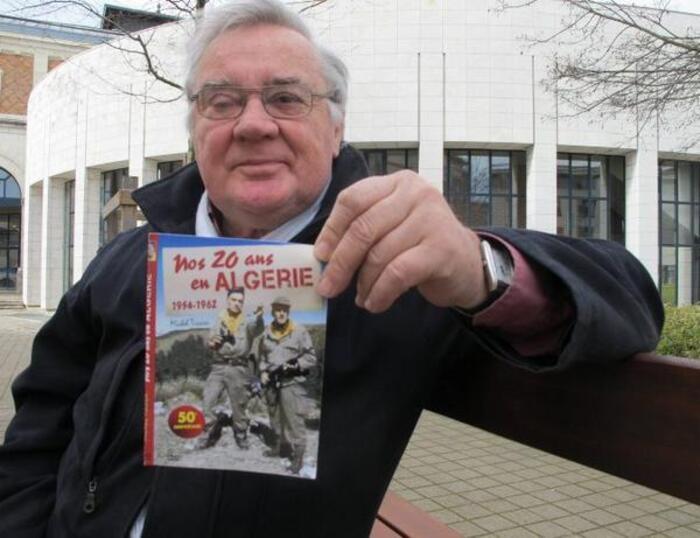 """"""" Notre génération a été sacrifiée en Algérie ! """" le témoignage de Michel Tissier"""