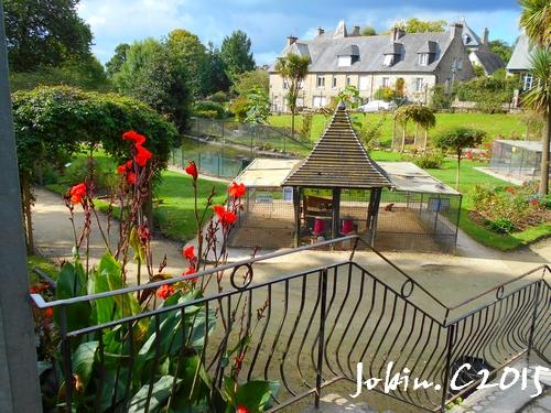 Jardin du Val Cocherel