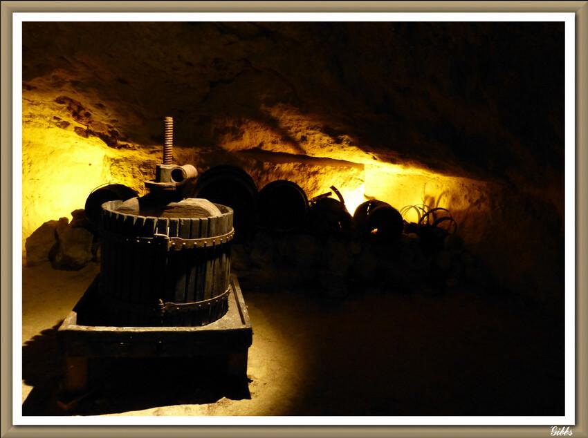 grottes pétrifiantes série 2