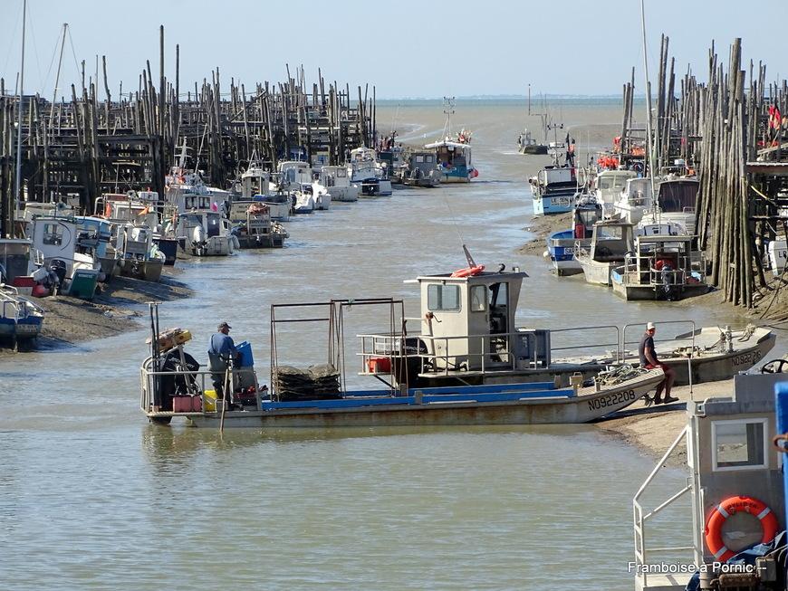 Bouin, Port du bec ou port chinois