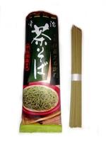 Nouilles au thé vert 蕎麦 Comme une pluie dans le désert