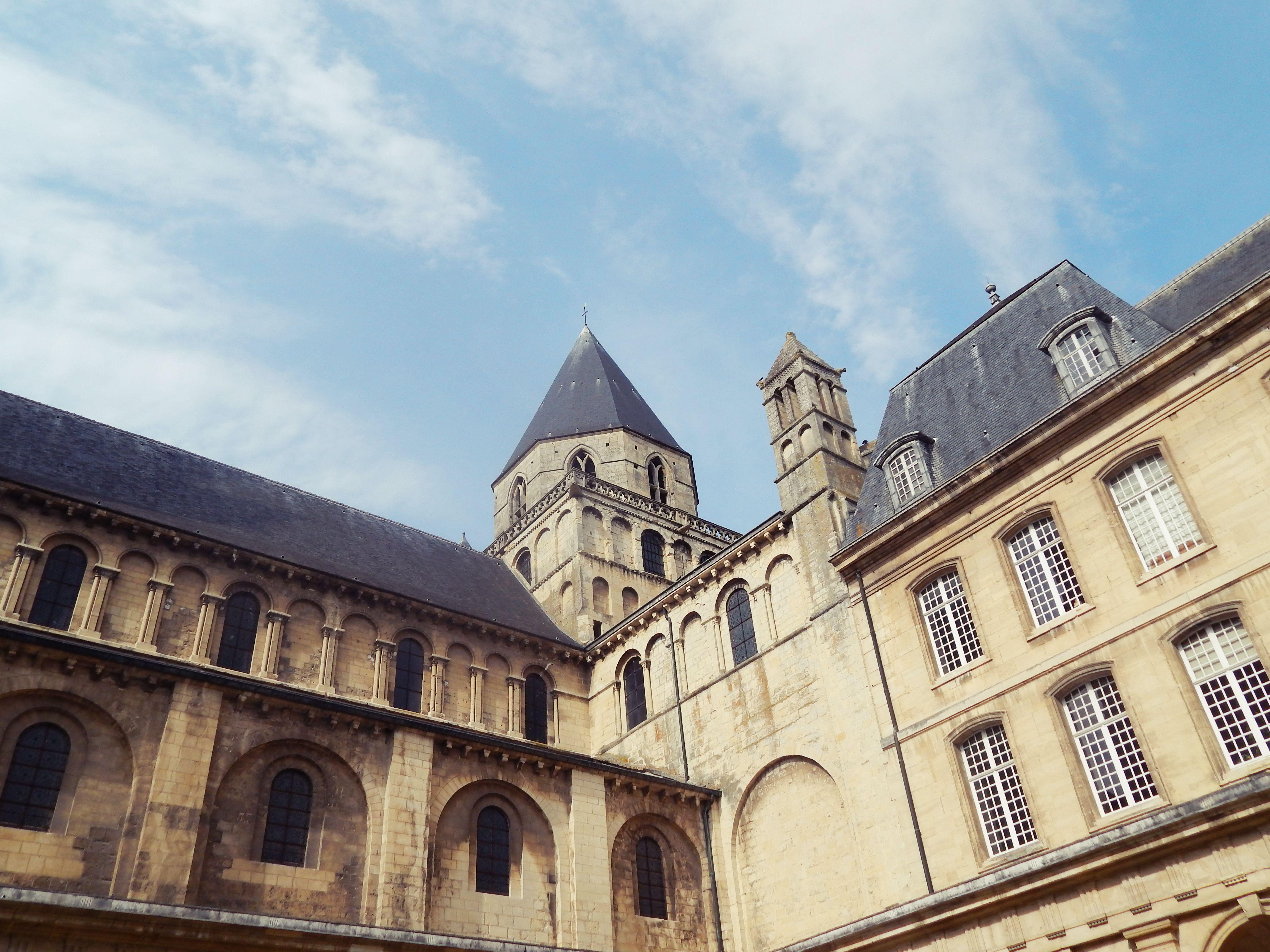 L'abbaye aux hommes de Caen
