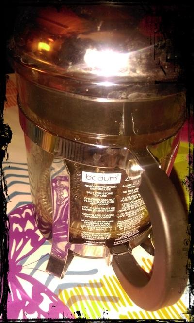 Un café sur mesure ♥