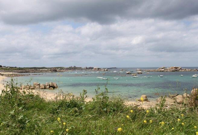 Plage de Kervaliou à Port Neuf 019