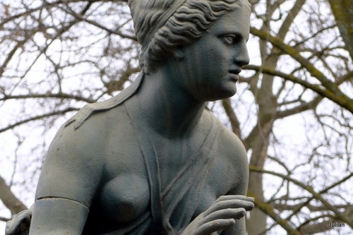 Toulouse : les statues décoratives (2)