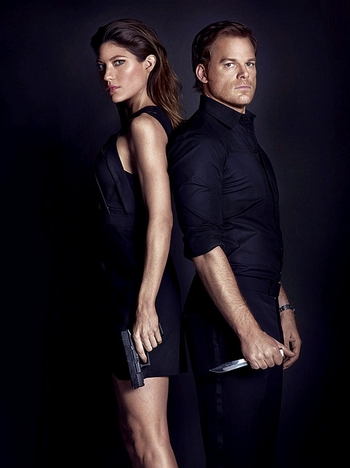 MichaelCHall-Jennifer Carpenter (2)